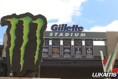 Monster Energy Supercross - Foxborough MA