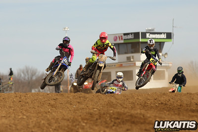 Raceway Park Motocross - Opening Day March 24, 2019
