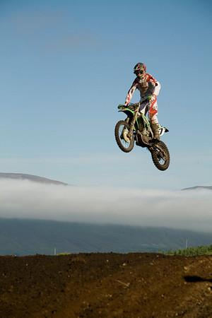 Motocross og hjólatorfæra á Akureyri