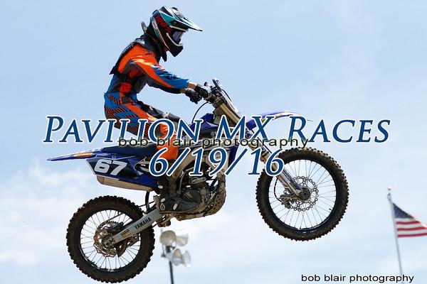 Pavilion MX Racing 6/19/16