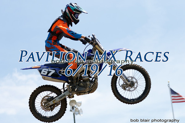 Pavilion MX Racing 6/19/16