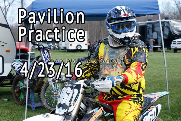 Pavilion Practice 4-23-16