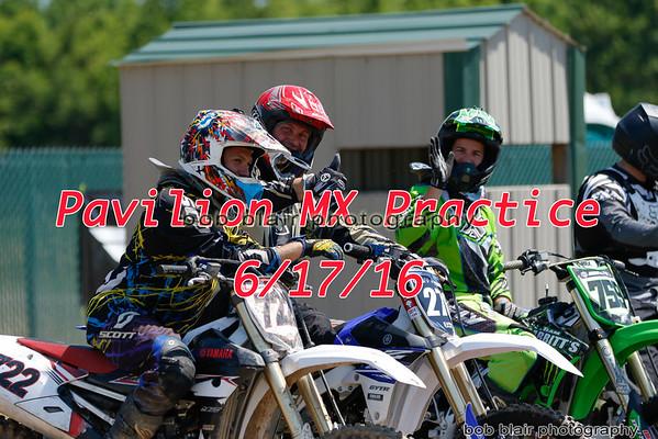 Pavilion Practice  6/18/16