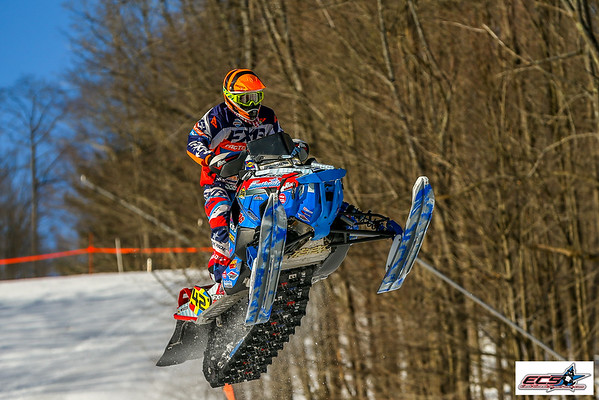 Peekn Peak Snocross Sunday Races 03-25-18