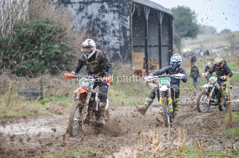 Rogershill Raceway MX Enduro Winter Warmer Rd 3, Bere Regis, Dorset, ENGLAND, UK