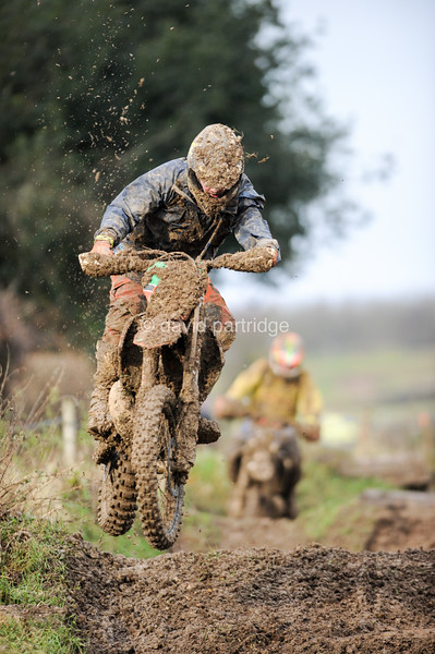 Rogershill Raceway MX Enduro Winter Warmer Rd 3, Bere Regis, Dorset, ENGLAND, UK
