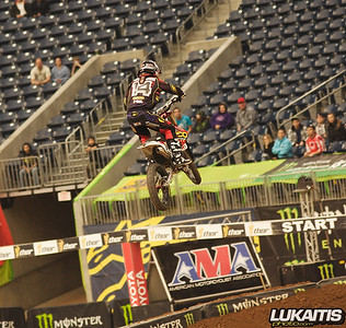 Houston Supercross February 2011