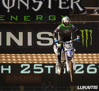 Los Angeles Supercross January 2011