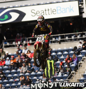 Seattle Supercross April 2011