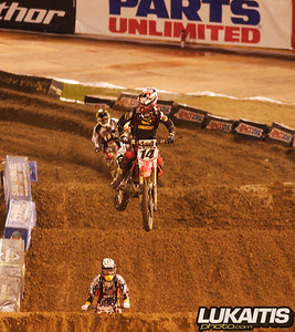 Oakland Supercross January 2011
