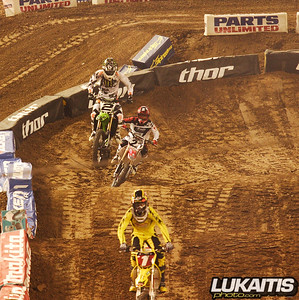 Phoenix Supercross January 2011