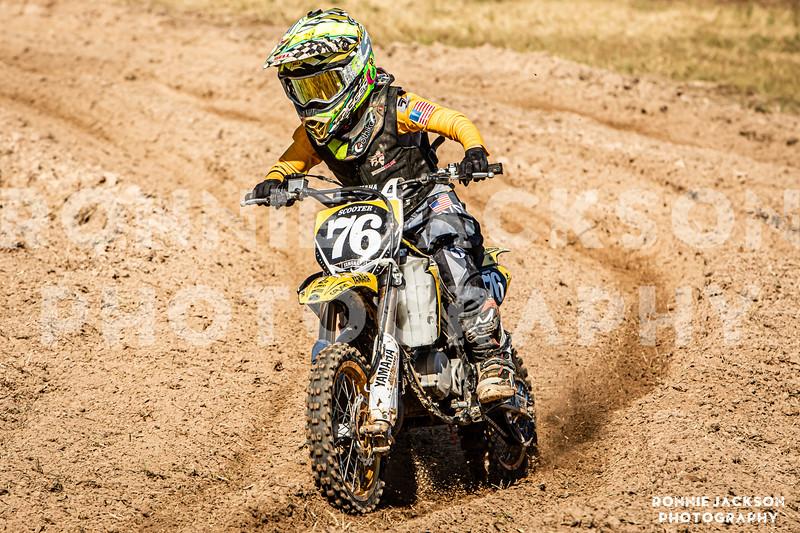 Levi Fry #76 - Yamaha
