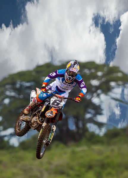 Motocross at La Olla Sabanilla de Alajuela