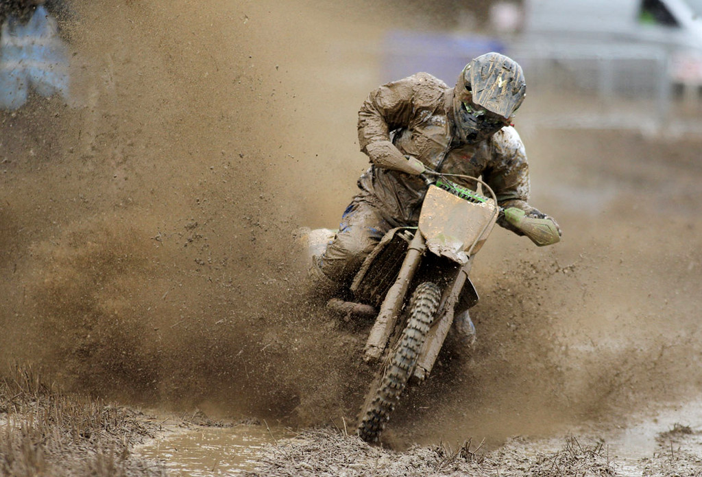 This is why we call them Dirtbikes.