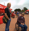 2 Legends. Cook Neilson and Wayne Rainey at the Concorso.