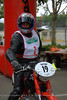 That's Hugh Schink, fresh off both the Motogiro d'Italia and the Motoclub of Terni Motogiro, he's a favorite for the win