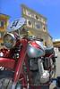 The backdrop to the Motogiro d'Italia is the history of Italy.