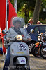 Touring group bikes are still numbered and vary widely, from Vespas to Vincents and anything you can imagine in between