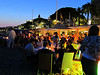 The whole things ends with a beach party on the sand in Cannes