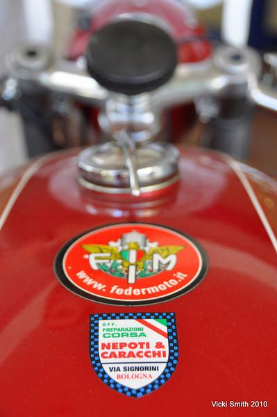 "NCR Ducati 175 aka ""Vicki IV"""
