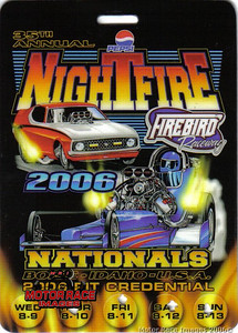 35th Annual NightFire Nationals 2006