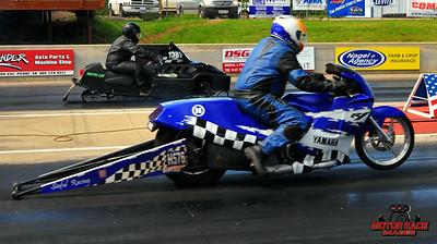 Rodney Hopf, Ramona, SD, 2014 Oahe Speedway Motorcycle Champion