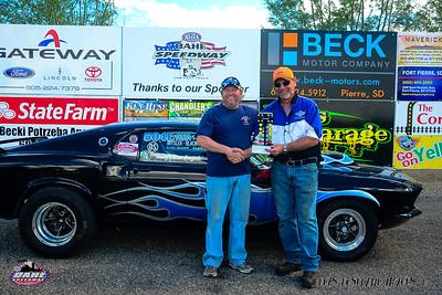 """Stan """"Butch"""" Monson, Groton, SD - Pro ET Winner"""