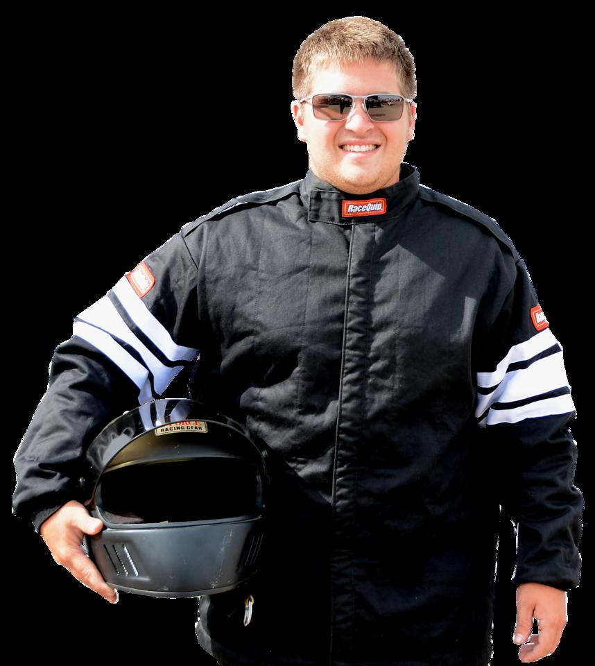 Austin Mohr, 2017 Oahe Speedway Super Pro Champion