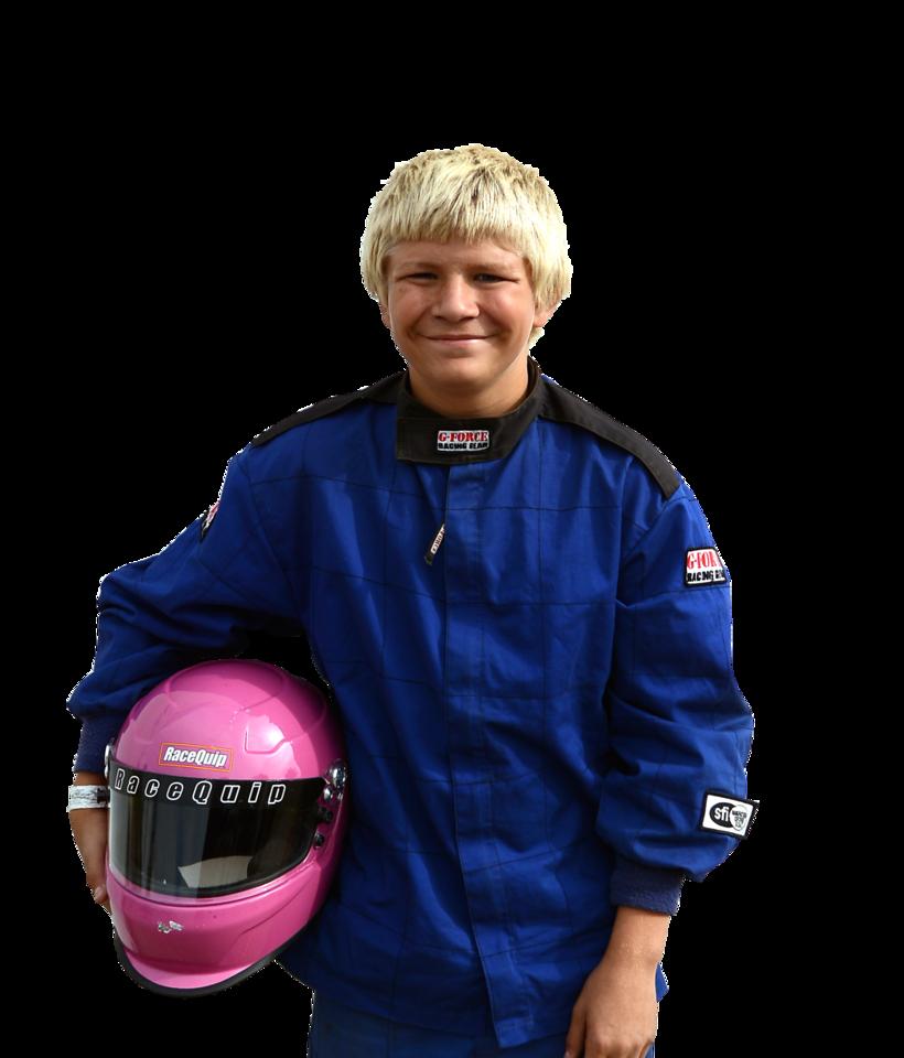 Dragr Monson, 2017 Oahe Speedway Junior major Champion