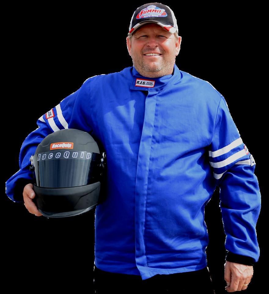 "Stan ""Butch"" Monson, 2017 Oahe Speedway Pro ET Champion"