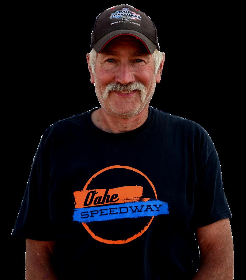 Duane Soper, 2017 Oahe Speedway Street trophy Champion