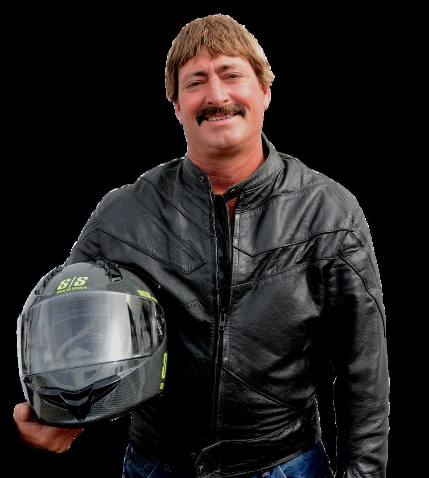 Dusty Kracht, 2017 Oahe Speedway Diesel Services Inc/Ray's Garage Bike