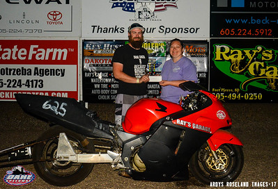 Michael Braley, Pierre, SD - Bike/Sled Shootout R/U