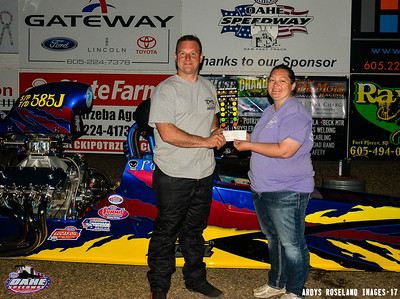 Josh Buer, Lake Preston, sd - Box/No Box Shootout Winner
