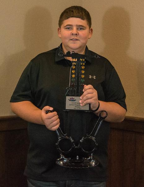 Justin Ehlers, Pierre, SD - Junior Major R/U