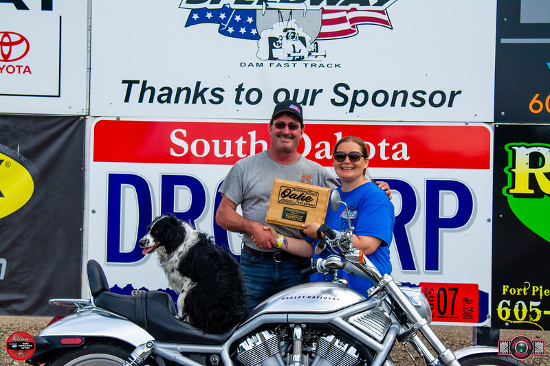 Dusty Kracht, Pierre, SD -R/U- Diesel Services Inc Bike/Sled Pepsi Points Race #4
