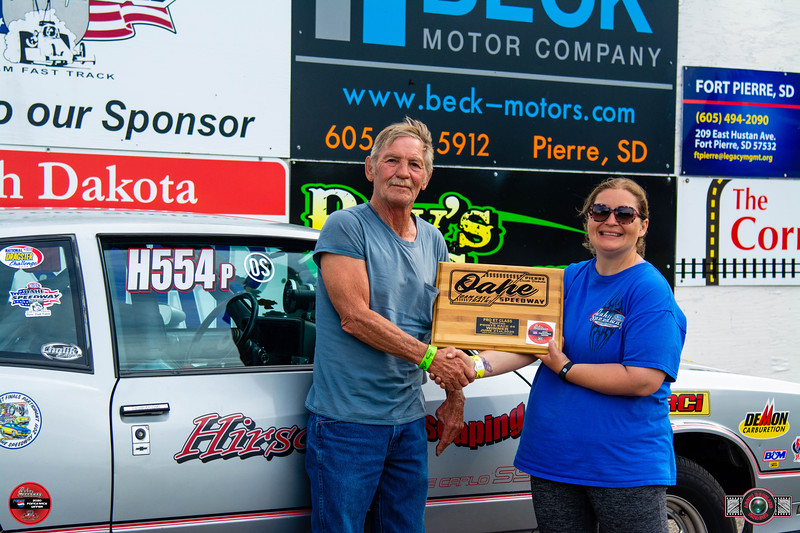 Randy Hirsch, Pierre, SD - Winner - Watty's Garage Pro ET Pepsi Points Race #4