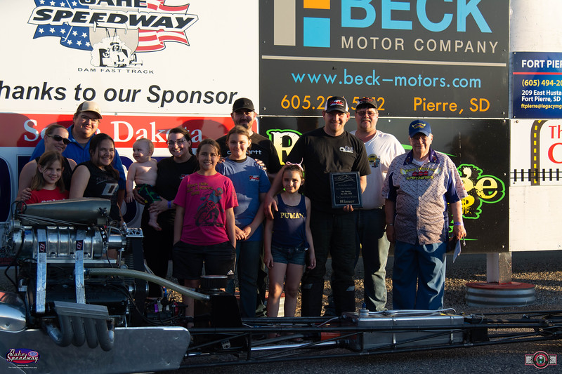 Jon Kostelecky, Dickinson, ND - Winner - Rocky Mountain Superchargers  Pro Supercharged All Stars
