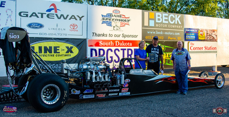 Steve VanderPol, Geddes, SD - Winner - Rocky Mountain Superchargers Top Supercharged Thunder