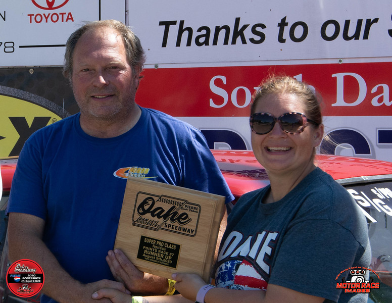 Lynn Horob, Williston, ND ~ R/U ~ Dale's Repair Super Pro Pepsi Points Race #7
