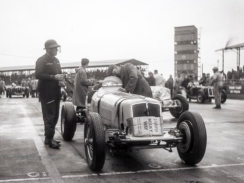 ERA, Silverstone, 1964