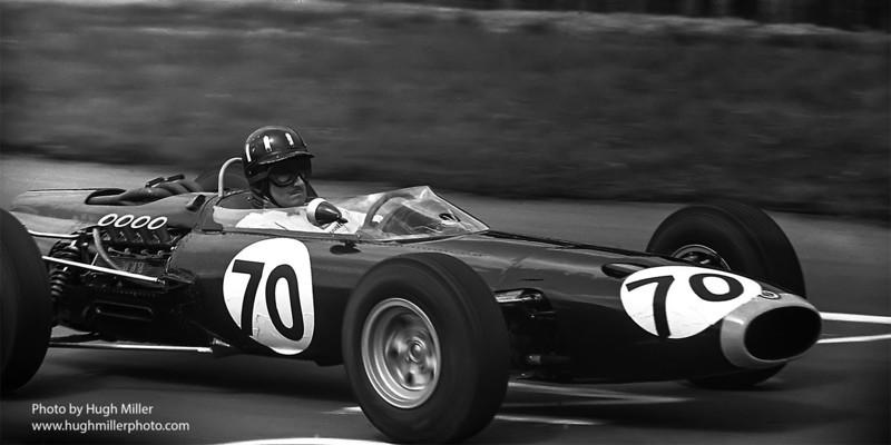 Graham Hill, BRM
