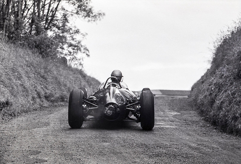 Tony Griffiths, F1 BRM, Shelsley Walsh