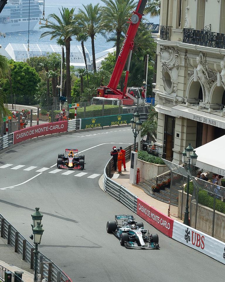 2017 Grand Prix of Monaco FP1