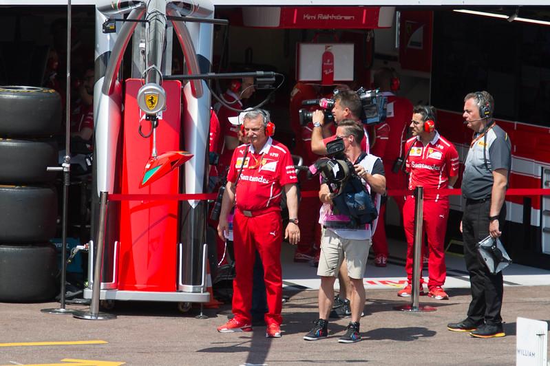 2017 Grand Prix of Monaco FP3
