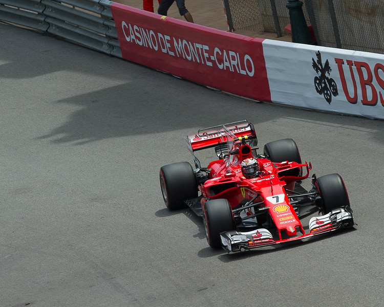 2017 Grand Prix of Monaco FP2