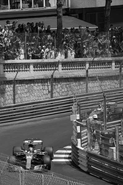 2017 Grand Prix of Monaco Race Day