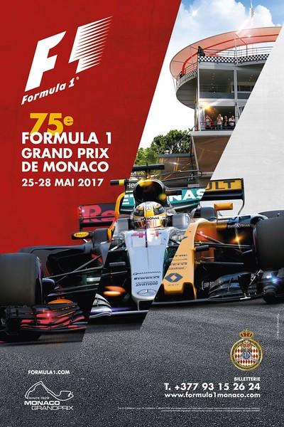 2017 Grand Prix of Monaco Race Day