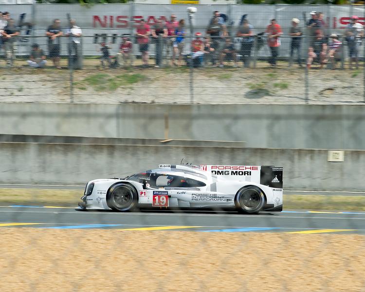 The Winning Porsche 919