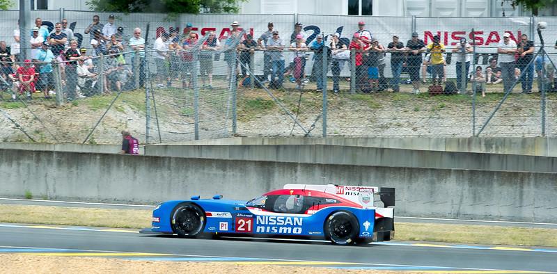 Nissan Motorsports – GT-R LM NISMO